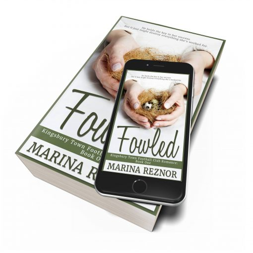 Fowled by marina reznor in paperback and ebook