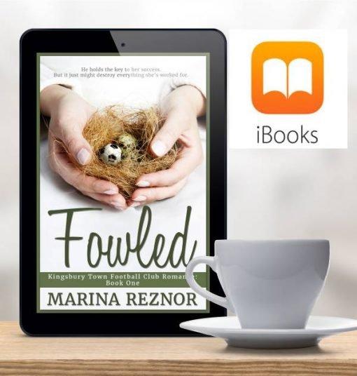 marina reznor fowled applebook edition