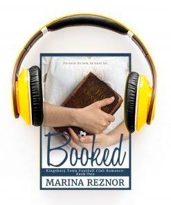 Marina Reznor Booked audiobook
