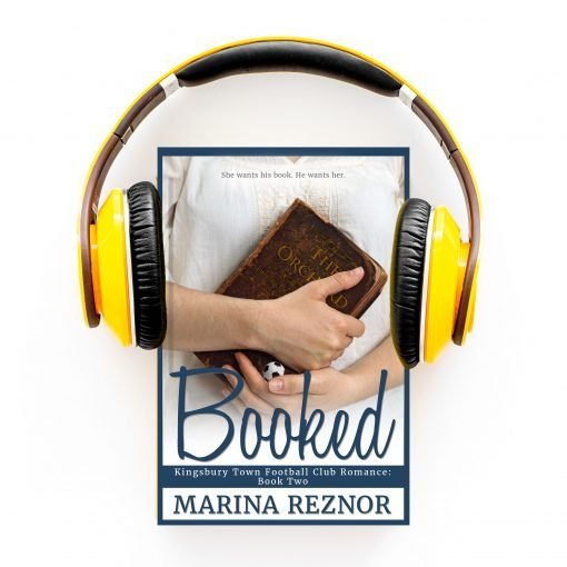 Marina Reznor Booked audiobook