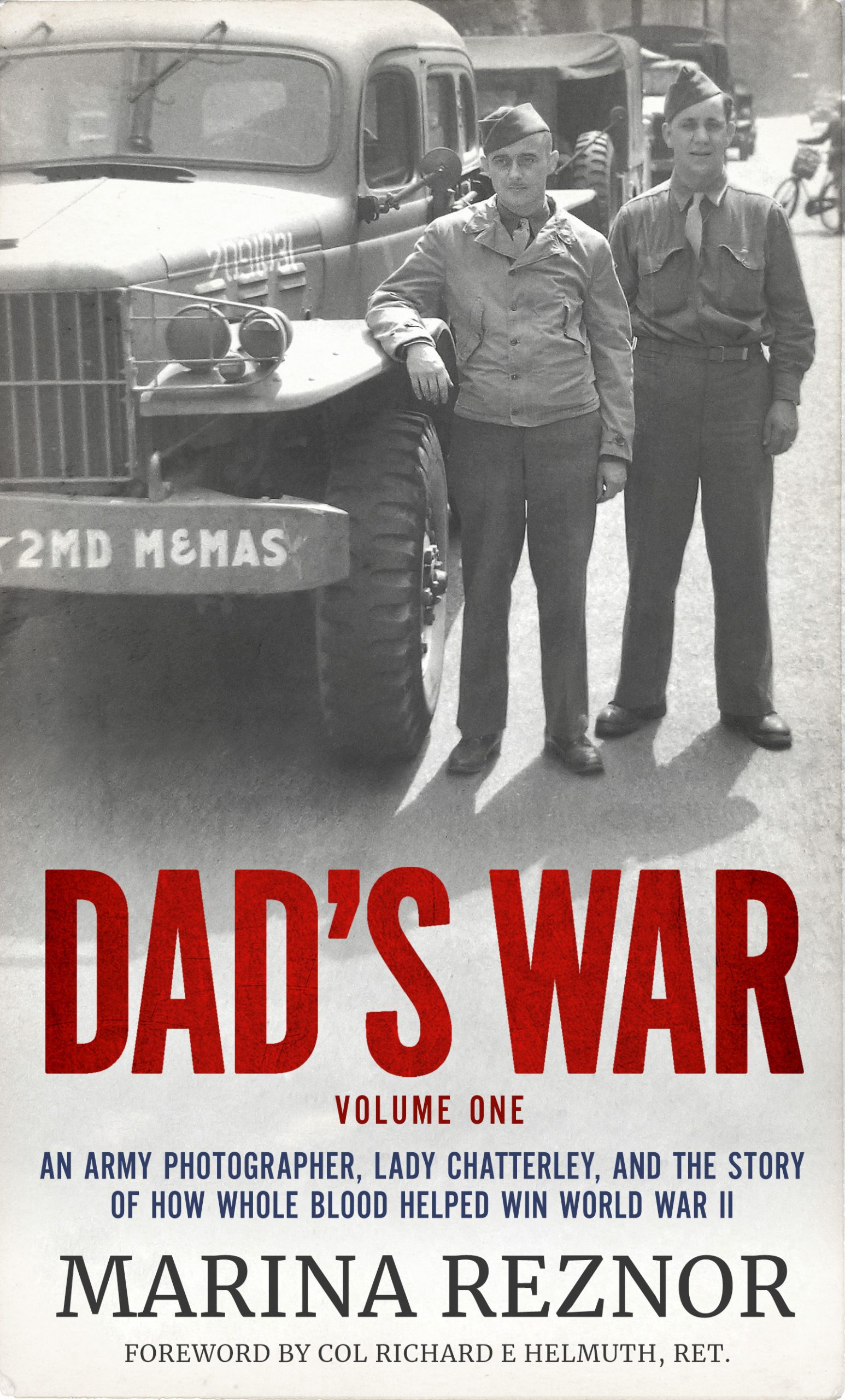 Dad's War Marina Reznor cover